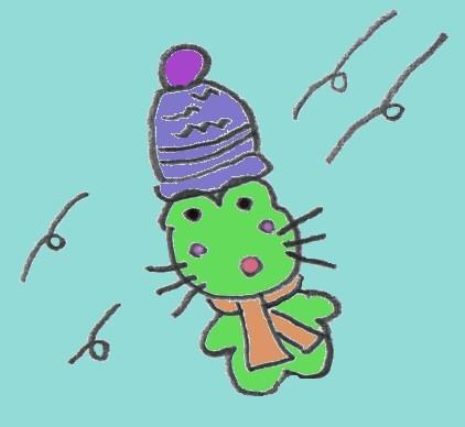 Frog_winter_2